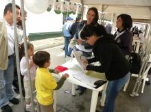 Feria de servicios Tenjo 2011