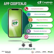 Pieza App Cooptenjo