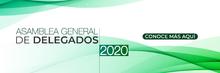 Banner Asamblea General Delegados 2020