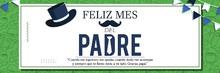 Banner mes del padre