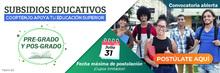 Banner subsidios educativos