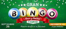 Noticia bingo