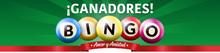 Ganadores bingo