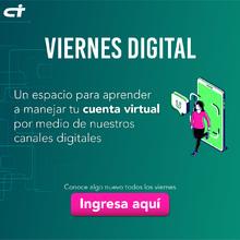 Viernes digital emergente