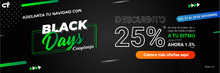 Banner Black Days 25%