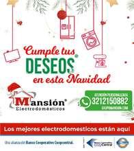 Mansión electrodomésticos