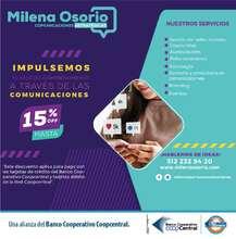 Milena Osorio Comunicaciones Estratégicas