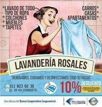 Lavandería Rosales