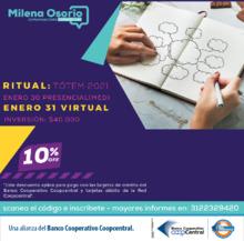 amigos cooptenjo  Milena Osorio